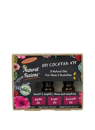 Palmers Shine & Hydration DIY Cocktail Kit 3'lü 10 ml Renksiz